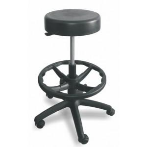 Delovni stol POLDE PU z obročem