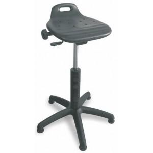 Delovni stol TINE PU nastavljiv sedež