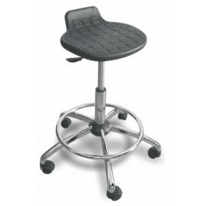 Delovni stol TONE PU z obročem