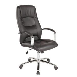 Pisarniški stol - fotelj ELEGANT usnje