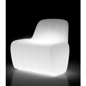 Fotelj JETLAG z lučko