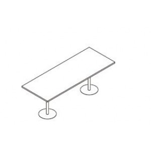 Konferenčna miza OPAL 160 x 80 x 75