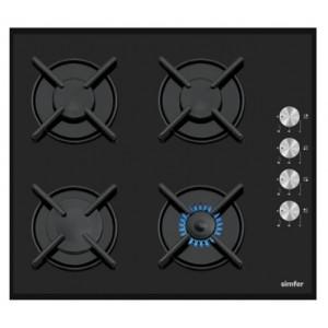 Plinska kuhalna plošča 6400 KGSSP