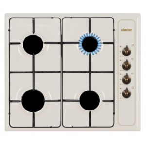 Plinska kuhalna plošča 6400 QGRBJ