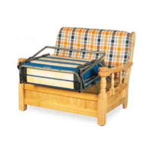 Sedežna garnitura VOJKA - FOTELJ s posteljo