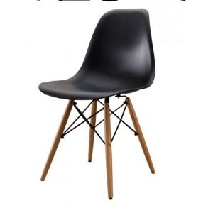 Jedilniški stol ADELA lesene noge