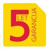 5 let garancija