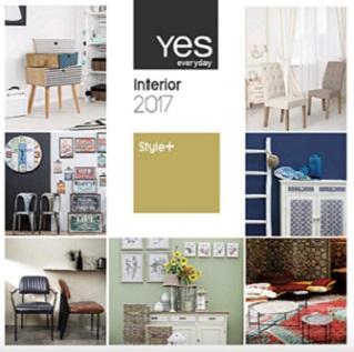 Katalog YES Interier Style+ 2018