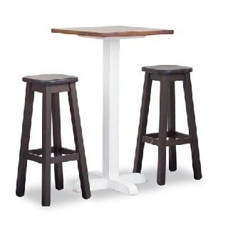 Leseni barski stoli