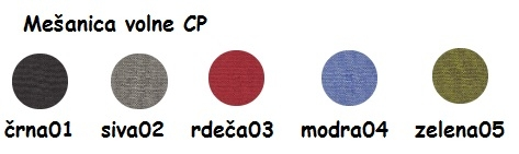 Mešanica volne CP