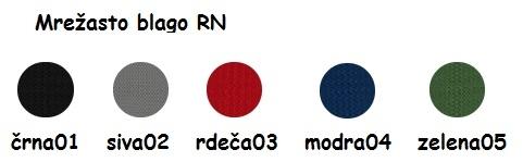 Mrežasto blago RN