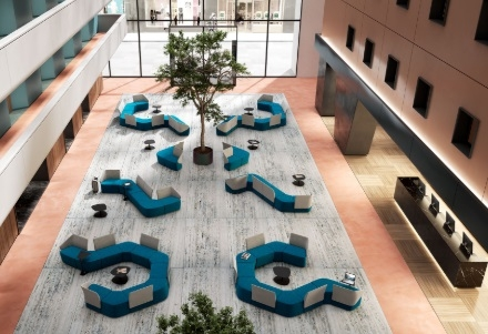 Pohištvo za avlo in podobne prostore