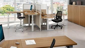 Pisarniško pohištvo - Program Idea+ Sit & Stand