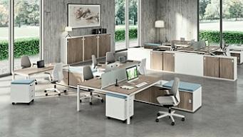 Pisarniško pohištvo - Program X4