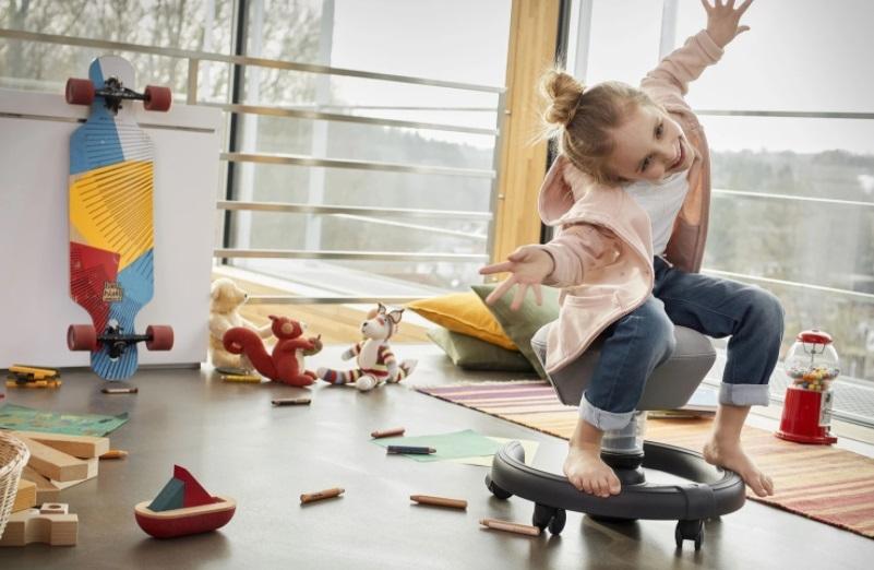 Zdravju prijazni stoli za otroke